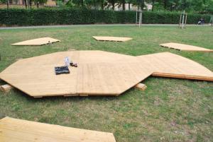 2017 - 07 Sommeratelier Lene Voigt Park